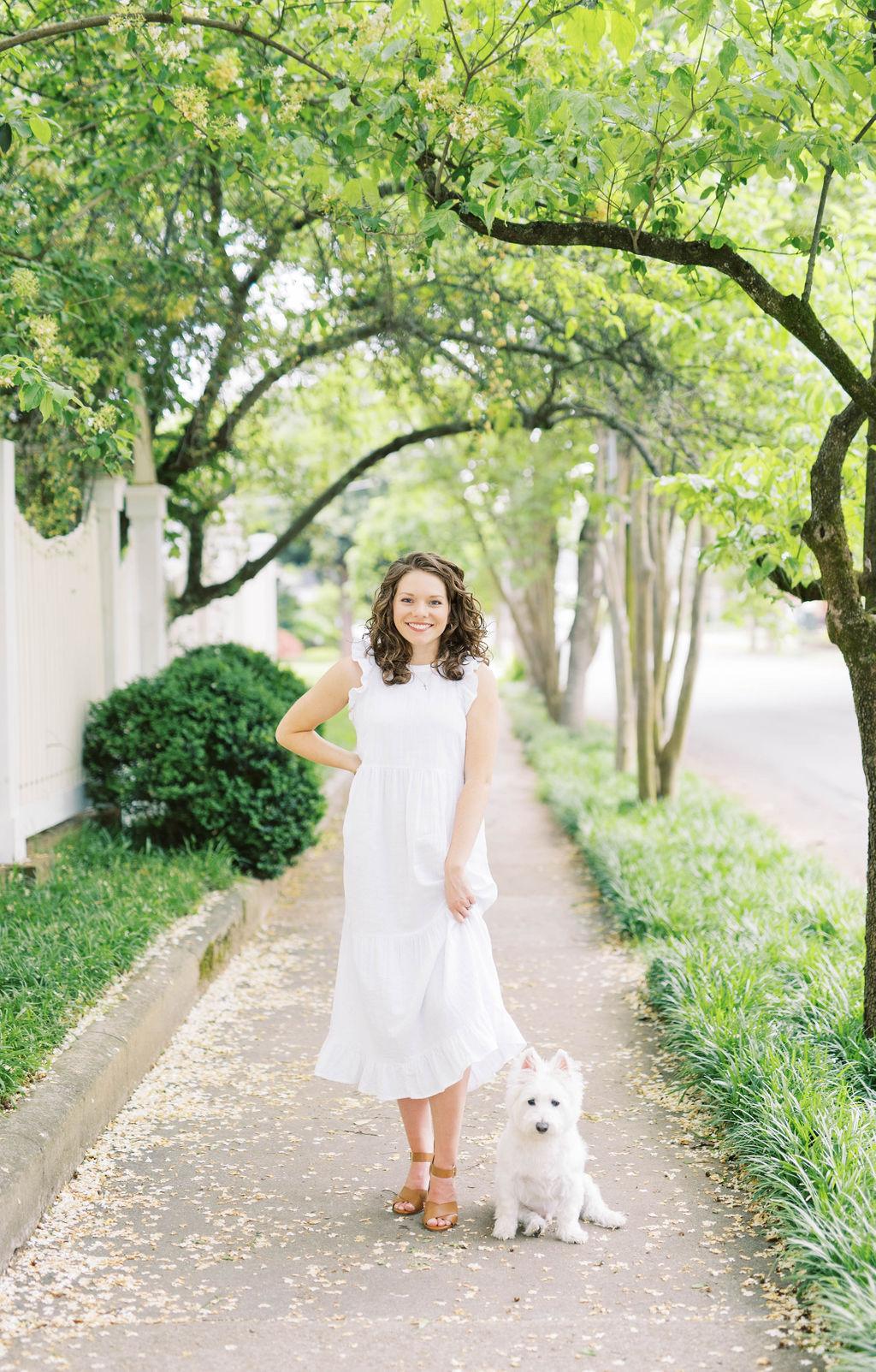 Gracie Nunez, owner of Abundant Wedding Invitations.